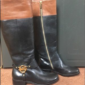 Michael Kors Rider Boots